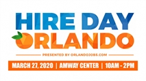 Hire Day Orlando 2020 | 7,300 Jobs, 125 Employers, Career Education and Community Partners | Huge Hiring Event in Orlando