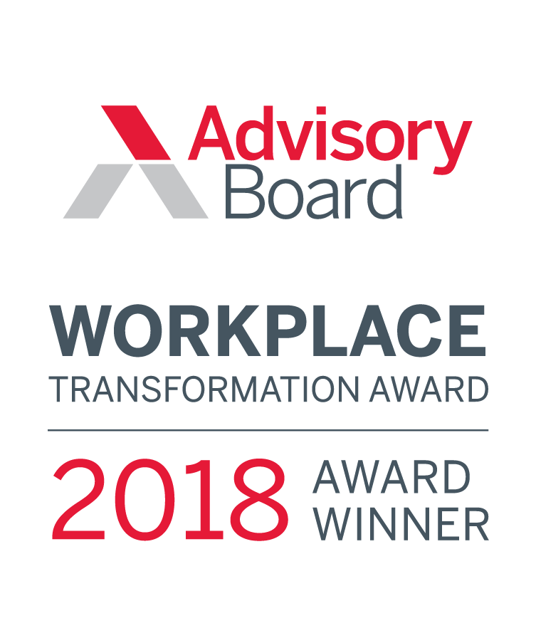 Workplace Transformation Award 2018