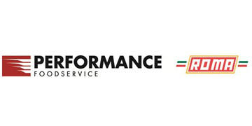 Performance Food Service / Roma Foods logo