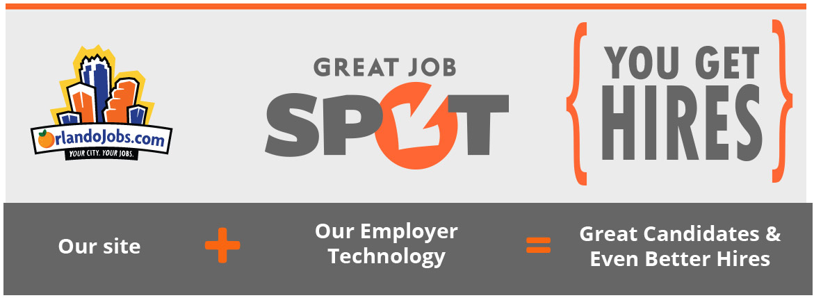 OrlandoJobs.com & GreatJobSpot.com Connection