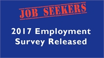 2017 Central Florida Employment Report Just Released - Important Information For Job Seekers!