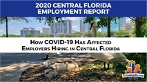 Central Florida Survey Finds Companies Hiring but  Human Resource Managers are Challenged During COVID-19