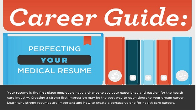 Don't Let Your Resume Hold You Back! [INFOGRAPHIC]