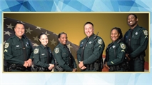 Orange County Sheriff's Office Hosts Career Fair