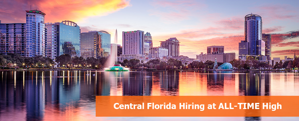 2016 Central Florida Jobs Survery