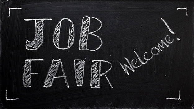 Are LIVE Job Fairs Cool Again?