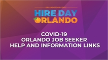 COVID-19 Job Seeker Help and Information Links