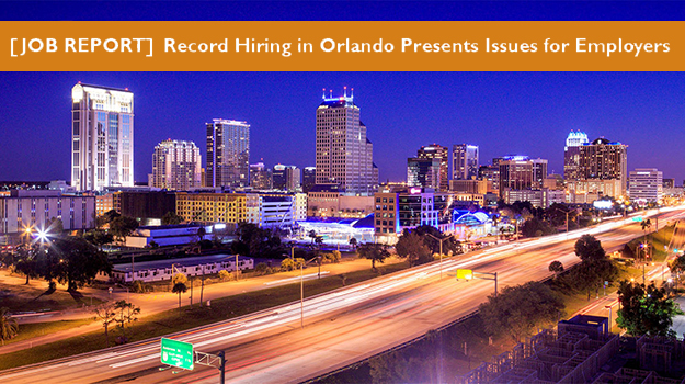 2017 Central Florida Employment Outlook