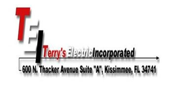 Terry's Electric Inc. logo