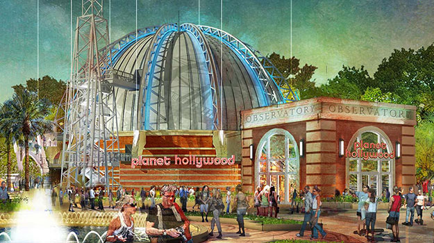 Planet Hollywood to Hire 500 Employees