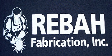 Rebah Fabrication, Inc. logo