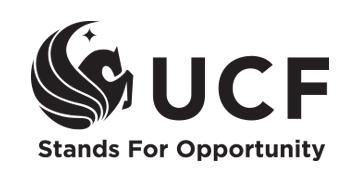 UCF - HR