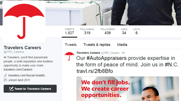Should Your Company Tweet your Job Openings?