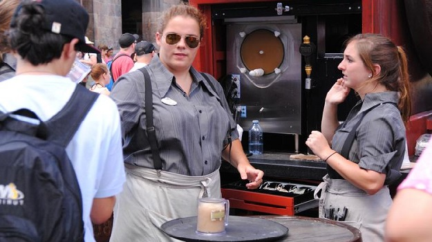 Butter Beer Employment Effect On Jobs In Orlando