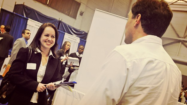 How to Make the Most of Career Fairs