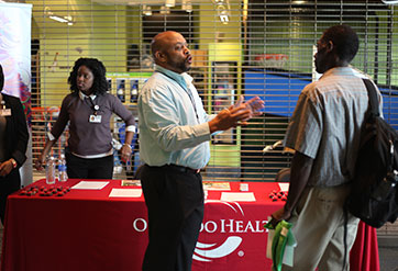 Diversity Career Fair 2015 - Orlando Health