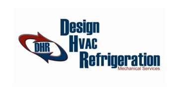 DHR Mechanical Services logo