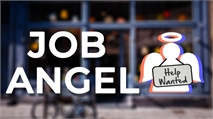 "Find Your ""Job Angel"" by Networking With the LinkedIn App!"