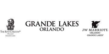 The Ritz Carlton & JW Marriott, Grande Lakes logo