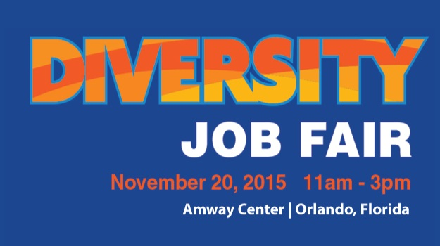 LARGEST DIVERSITY JOB FAIR AT THE AMWAY CENTER